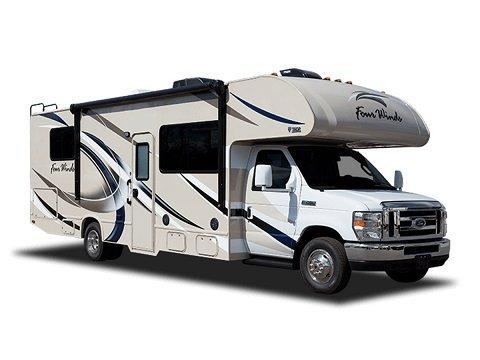 Class C RV Rentals by Florida Van Rentals